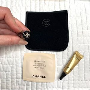 CHANEL 4 piece bundle